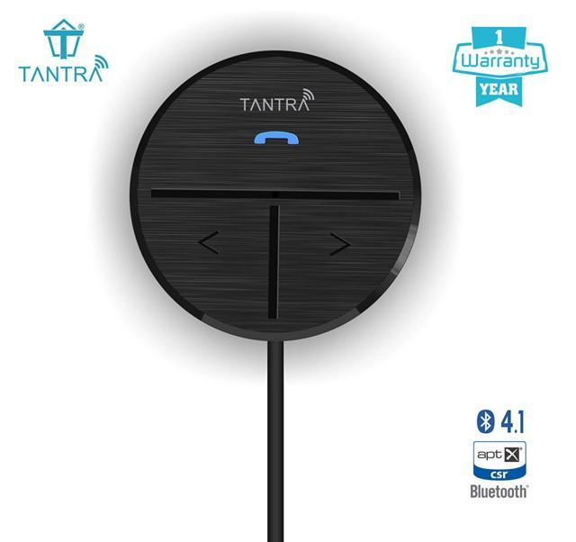 Tantra Fluke Pro Bluetooth Receiver 4.1 Bluetooth Kit for C...