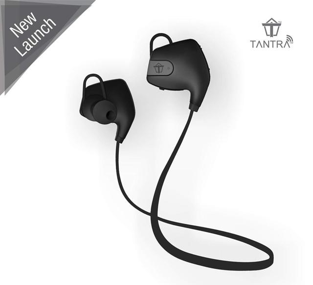 Tantra Zing Bluetooth 4.1 Scratch Resistant Headset with No...