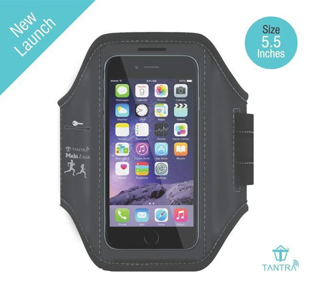 Tantra Armband Mobile Holder for Screen Size Upto 5.5 inche...