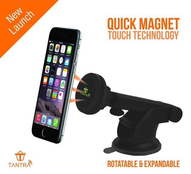 Tantra Twister Smart Universal Mobile Phone Holder with Qui...