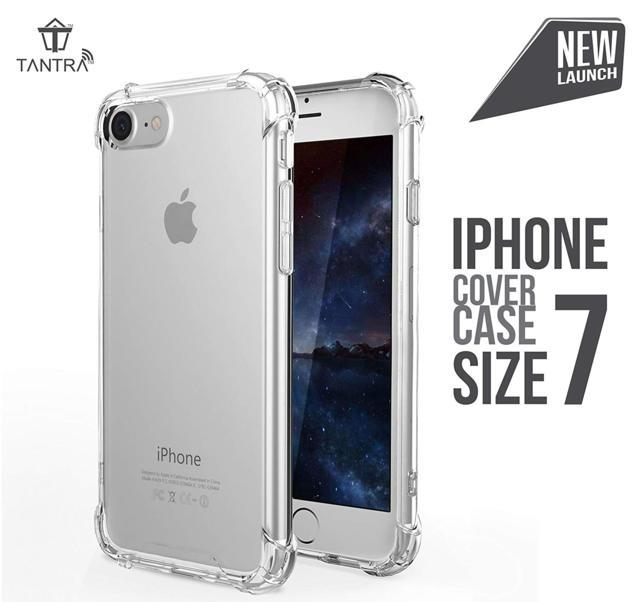TANTRA iPhone 6, 7 & 7Plus Case : Advanced Slim Shock-absor...