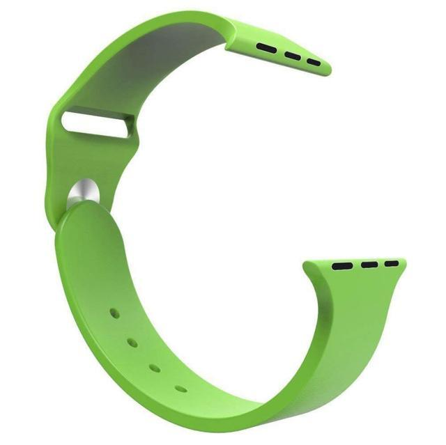 Tantra 42mm Soft Silicone Replacement Sport Strap iWatch Ba...