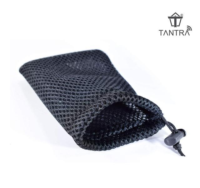 TANTRA Mesh Earphones Carry Pouch