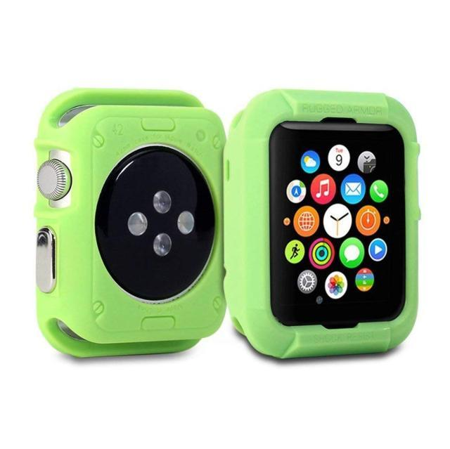 TANTRA iWatch Case, Rugged Shock Tough Armor Apple Watch Se...