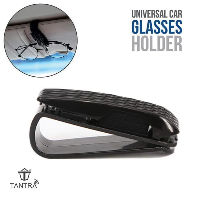 TANTRA Glasses Holder Multi-Functional Ticket Card Sunglass...