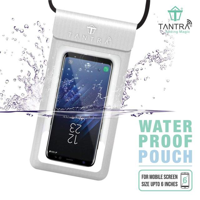 TANTRA® Universal Mobile Phone Waterproof Case with IPX8 fo...
