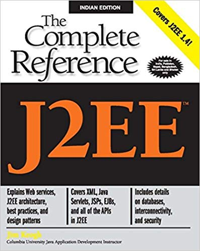 J2ee The Complete Reference