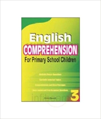 English Comprehension 3