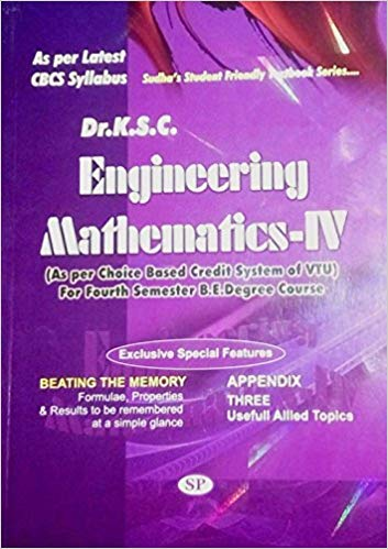 Engineering Mathematics-4