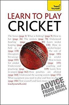 Learn to Play Cricket...